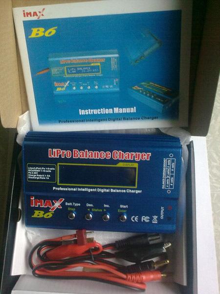 Зарядное устройство iMax B6.