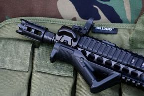 Упор Magpul PTS GoGun Gas Pedal